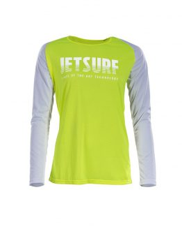 jetsurf-londsleeve-damski-zielony